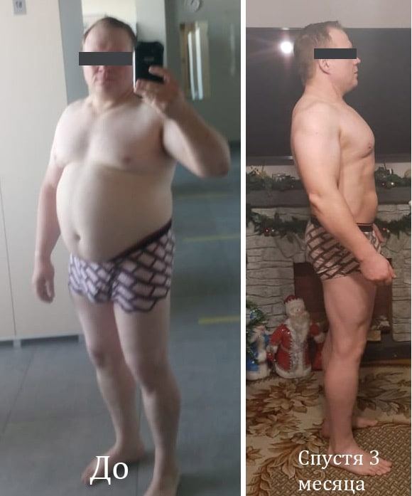 Результаты использования Болденон и Тестостерон